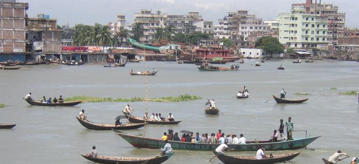 Selbstmordattenate in Bangladesch